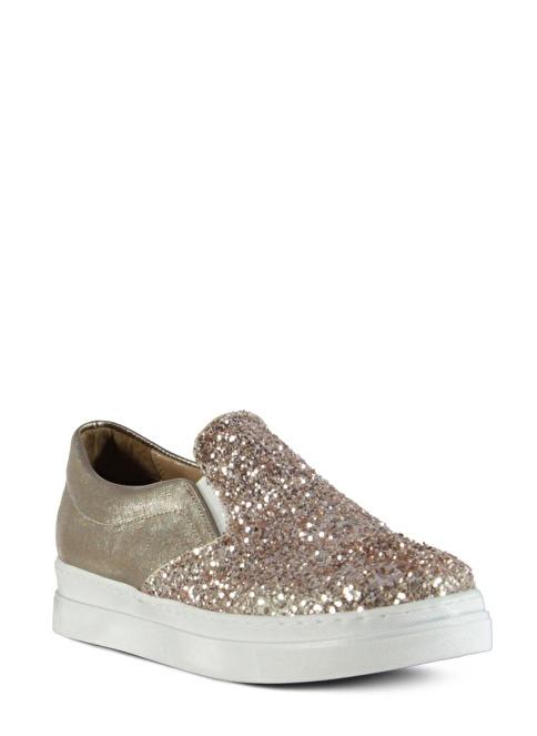 Marjin  Casual Ayakkabı Altın